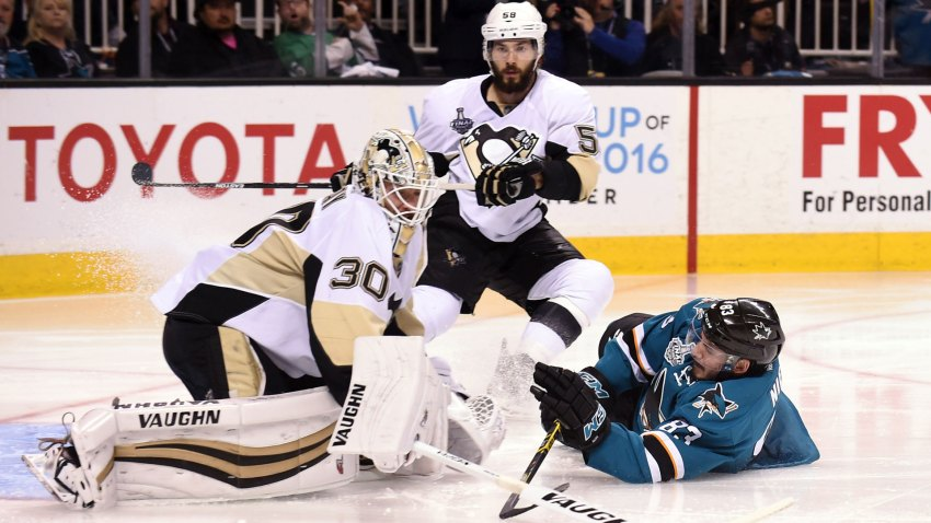 [CSNBY] Sharks will have to avoid lapses in Cup Final rematch
