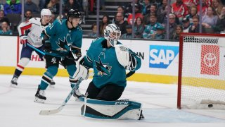 [CSNBY] Sharks' defense at forefront of lopsided loss to dominant Capitals
