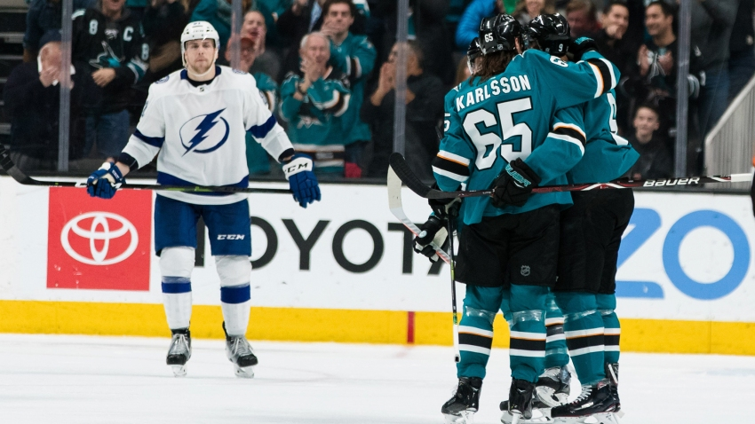 [CSNBY] Sharks meet high standards, make statement with win against Lightning
