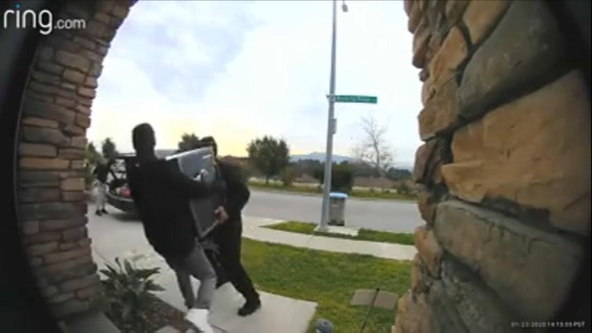 Brazen Daytime Burglary in South San Jose Caught on Ring Video