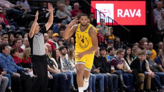 [CSNBY] Why Omari Spellman's turning point was meeting Warriors GM Bob Myers