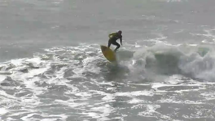 Surf Kick Flip