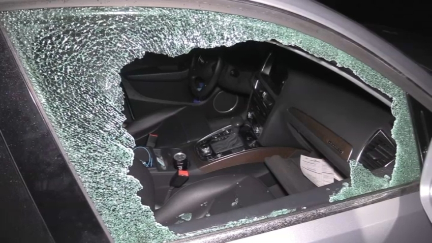 auto break in