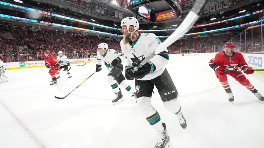 [CSNBY] Sharks say Petr Mrazek 'flopped', got what he deserved from Joe Thornton