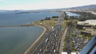 generic Bay Area Traffic I-80