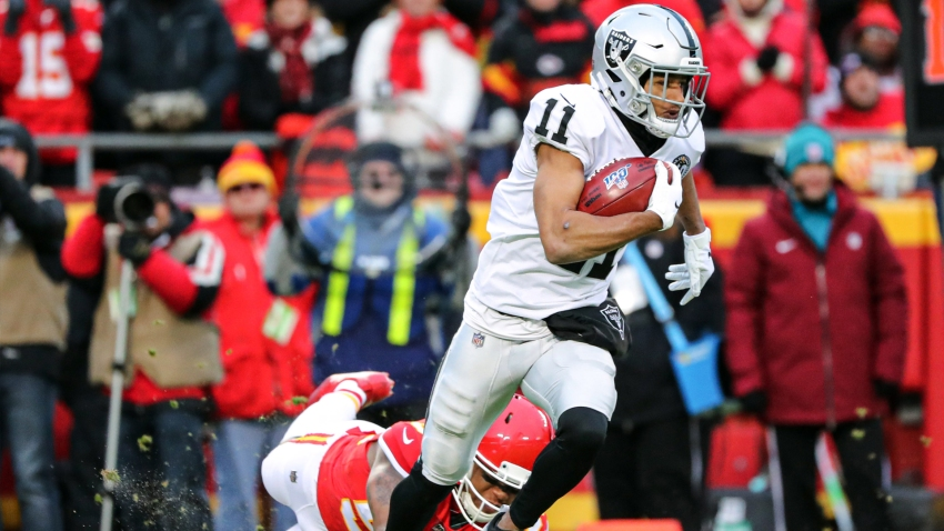 [CSNBY] Raiders waive wide receiver Trevor Davis after rough game vs. Chiefs
