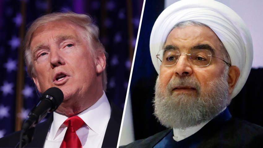 trump-Iran-press-split
