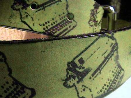 typewriter belt