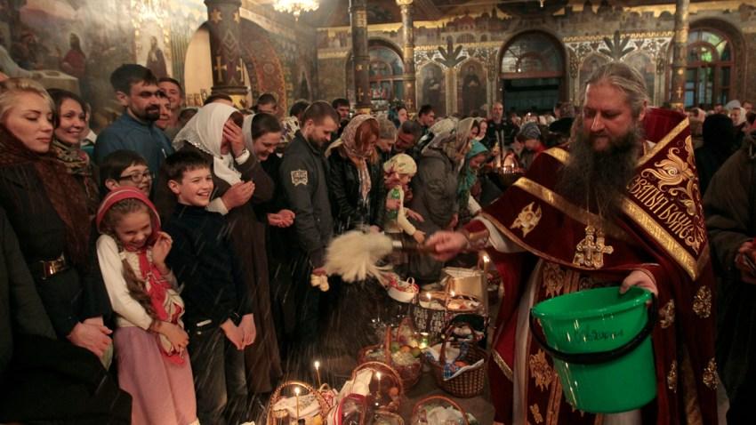 Ukraine Easter