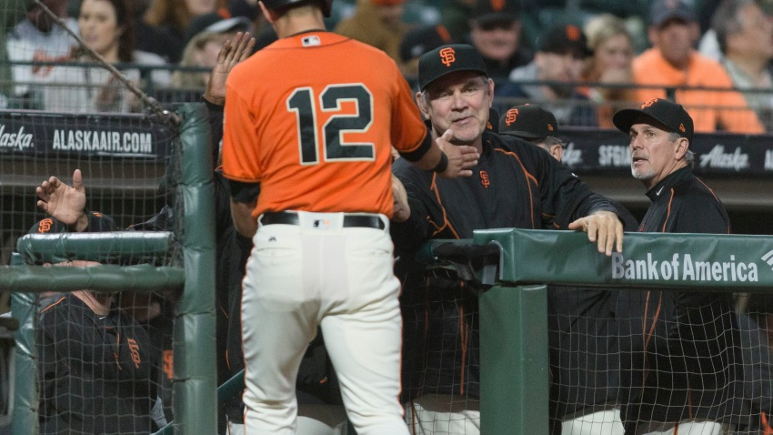 [CSNBY] Why the Joe Panik move was so difficult for his longtime manager
