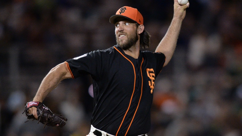 [CSNBY] Madison Bumgarner is eager to get back to being a 200-inning workhorse