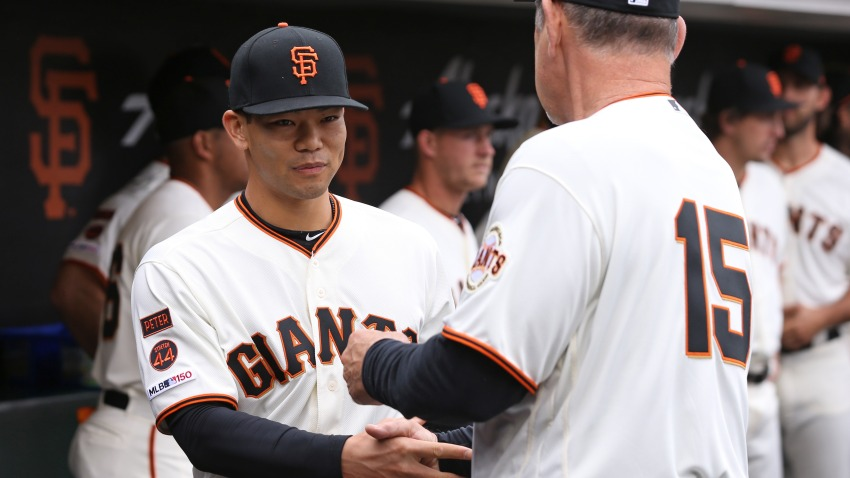 [CSNBY] Breaking down Giants' roster moves through 50 games