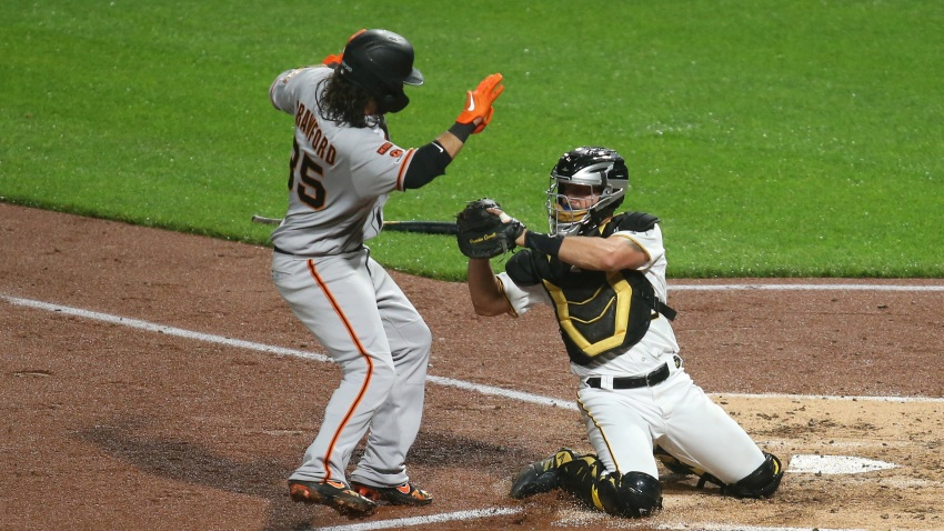 [CSNBY] Different opponent, same story for slow-starting Giants lineup