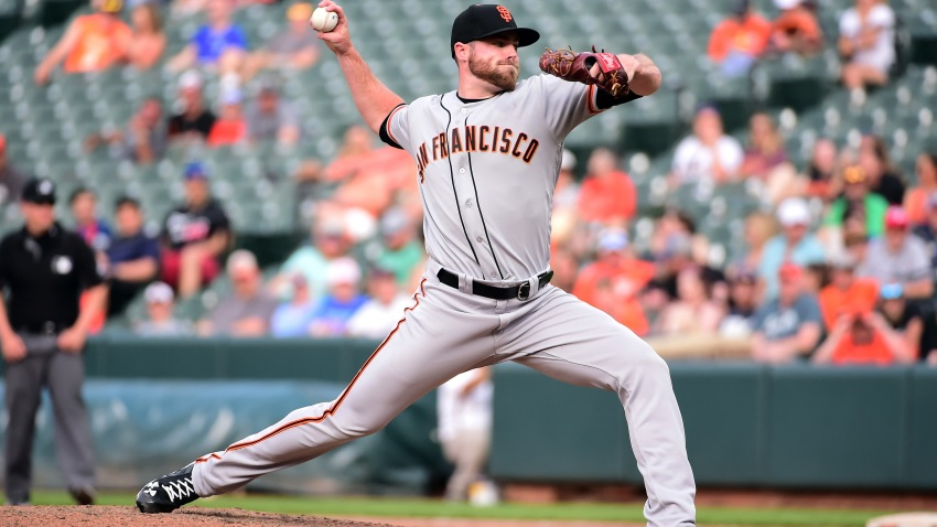 [CSNBY] How former Giant Ryan Vogelsong prepared Sam Coonrod for MLB success