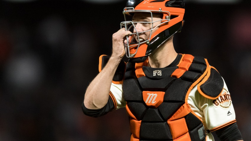[CSNBY] Bats still quiet for Giants, who continue to lose ground