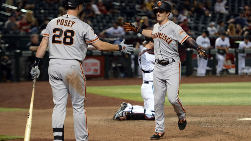 [CSNBY] Mike Yastrzemski sets new career high for homers at any level