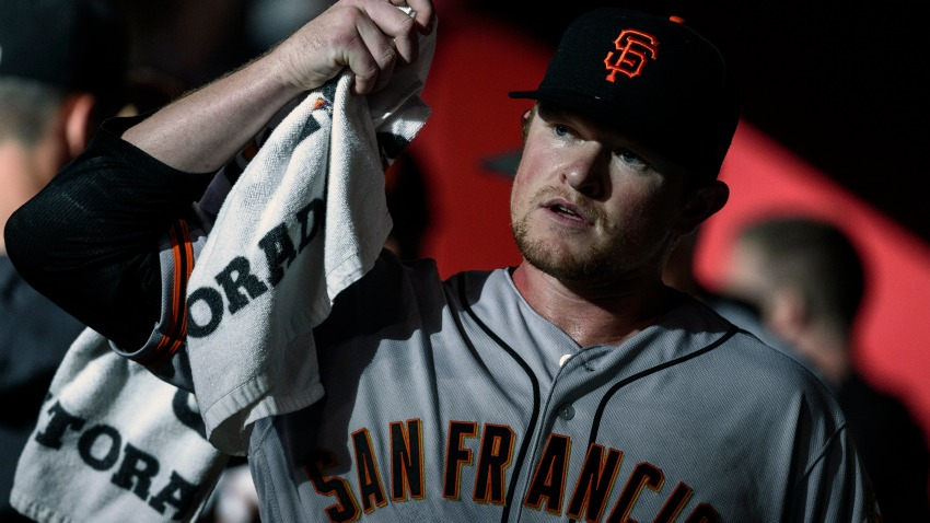 [CSNBY] Logan Webb shows toughness early, gets win in Giants debut
