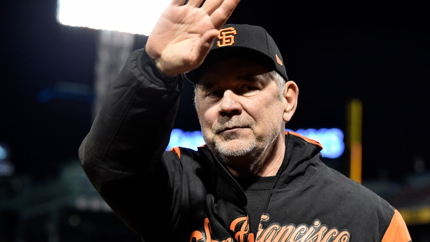 [CSNBY] An appreciative Bruce Bochy is ready to savor final week with Giants