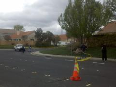 Vacaville Explosion