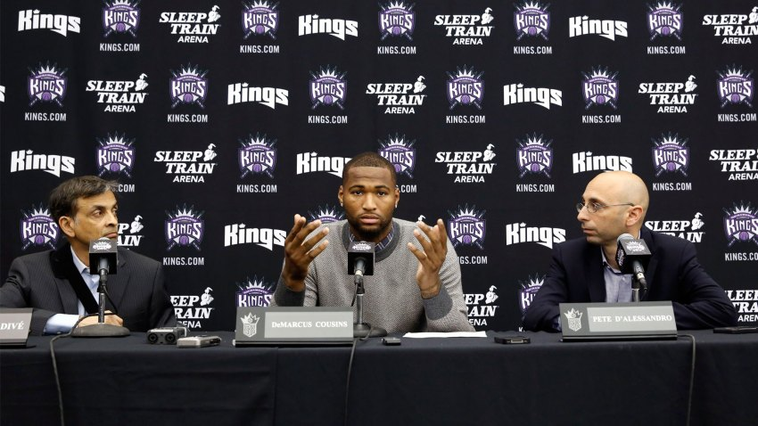[CSNBY] Analysis: The instability of the Kings did DeMarcus Cousins no favors