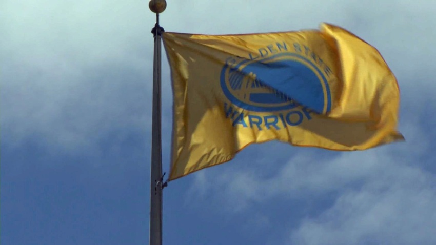 warriors flag