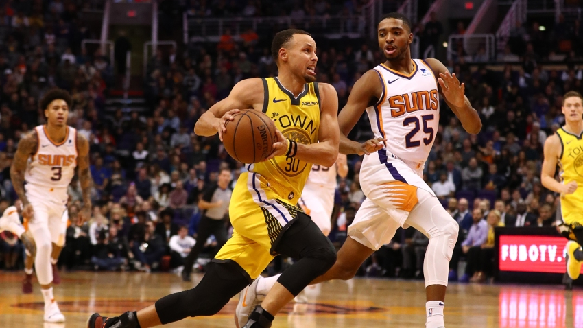 [CSNBY] Warriors vs. Suns Watch Guide: Lineups, injuries and player usage