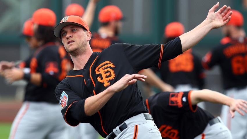 [CSNBY] Watson arrives in Scottsdale as Giants DFA right-handed prospect
