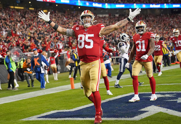 49ers' Road to 2019-2020 Playoffs in Pictures