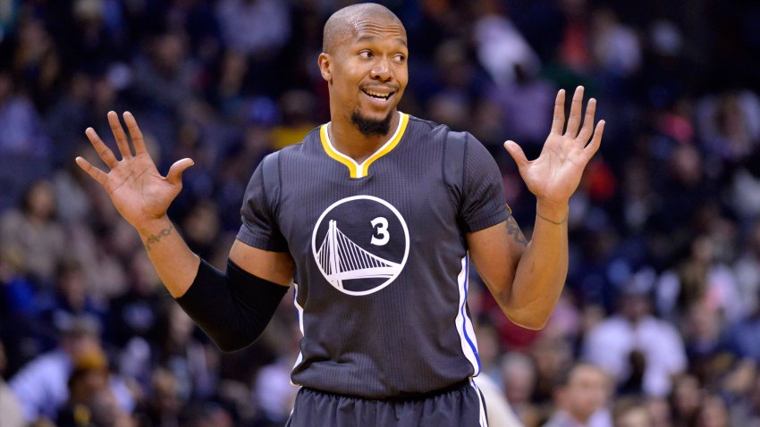 [CSNBY] Warriors forward West back at practice, still out at least two more games