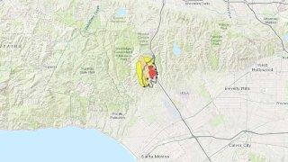 wildfire-burn-zone-map-2019-getty-fire