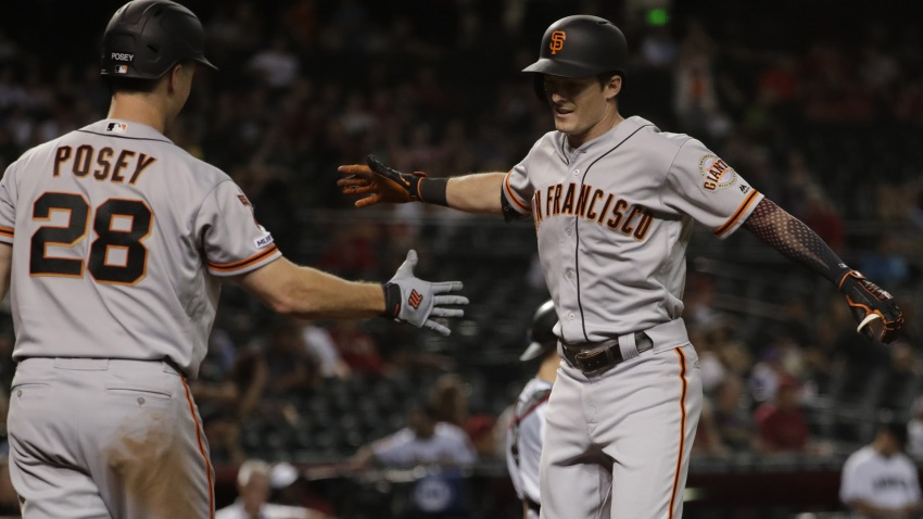 [CSNBY] Mike Yastrzemski has seen power surge in first season with Giants