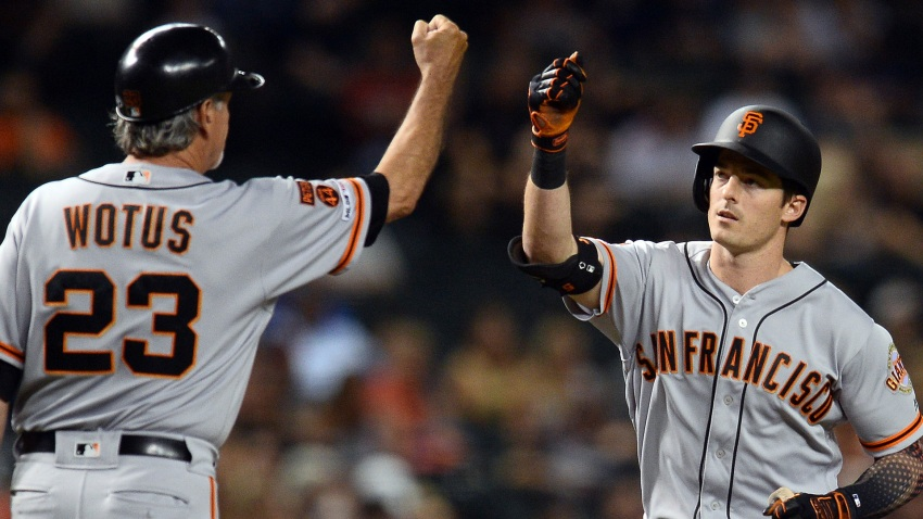 [CSNBY] Giants appear to be equipped for changing MLB with six homers in Arizona