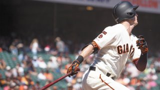 [CSNBY] Giants vs. Marlins lineups: Mike Yastrzemski's first start in center field