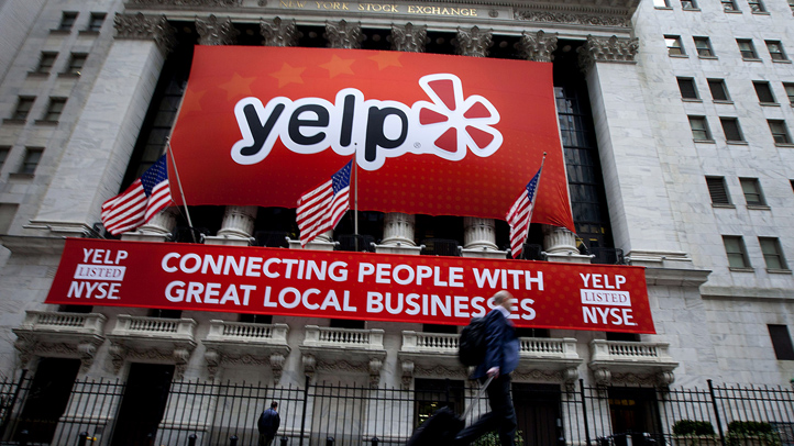 YELP NYSE