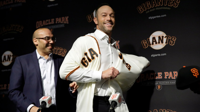 [CSNBY] MLB rumors: Giants targeted Georgia's Sean Kenny as next pitching coach