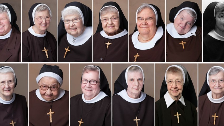 The 13 sisters who died from the coronavirus in 2020 at a convent in Livonia, Michigan