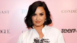 In this Nov. 2, 2019, file photo, Demi Lovato attends the Teen Vogue Summit 2019 at Goya Studios in Los Angeles, California.