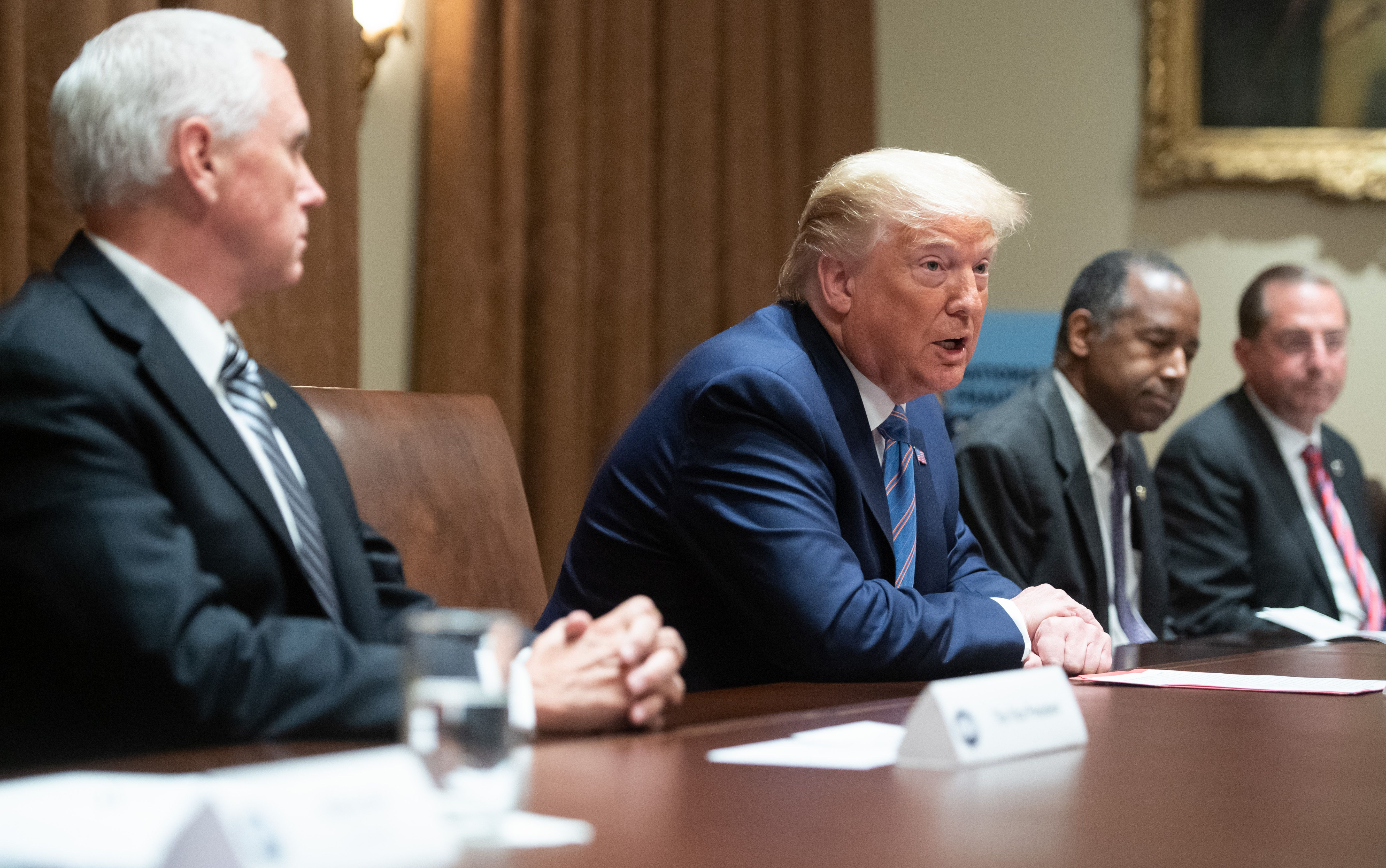 Trump: Biden, His Bosses From The Radical Left Want To ...
