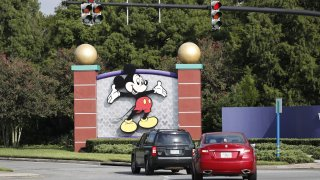 Disney Reopens Its Magic Kingdom and Animal Kingdom Parks