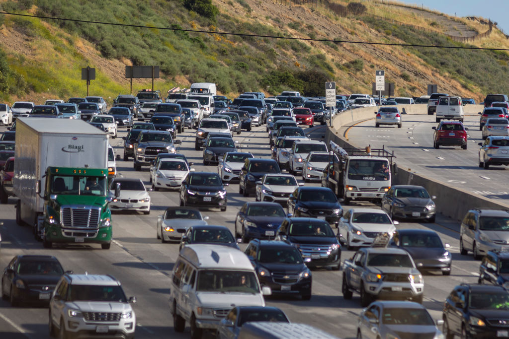EPA Ridicules California's Proposed Ban of New Gas Cars – NBC Bay Area