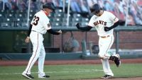 Padres Optimistic on Lamet's Injury, Split DH With Giants