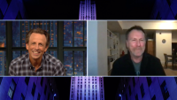 'Late Night': Colin Quinn Shares His Issues With the Bill of Rights