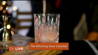 This Simple Spooky Cocktail Is Perfect for Halloween