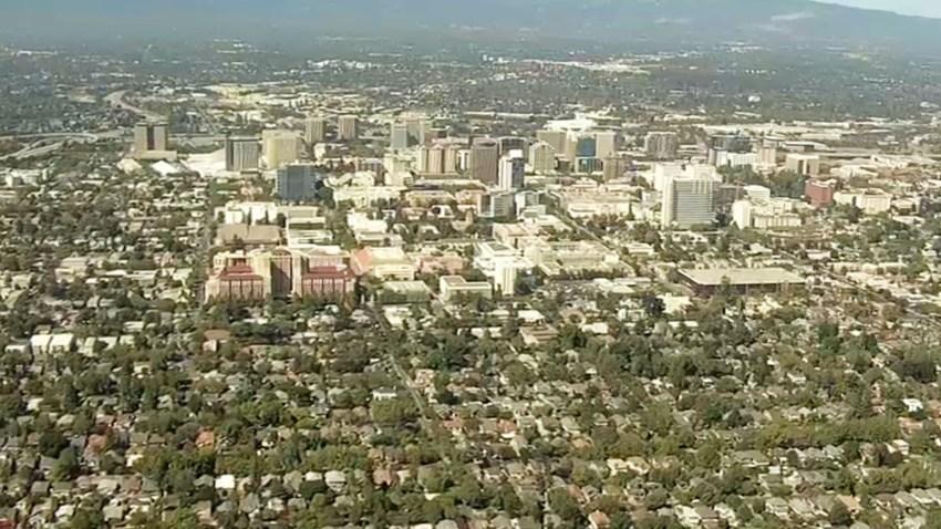 File image of downtown San Jose.