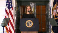 Amy Coney Barrett's Remarks Following Supreme Court Confirmation