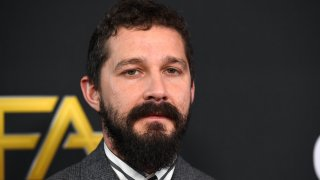 In this Nov. 3, 2019, file photo, Shia LaBeouf attends the 23rd Annual Hollywood Film Awards at The Beverly Hilton Hotel in Beverly Hills, California.