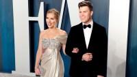 Scarlett Johansson, Colin Jost Marry in Private Ceremony