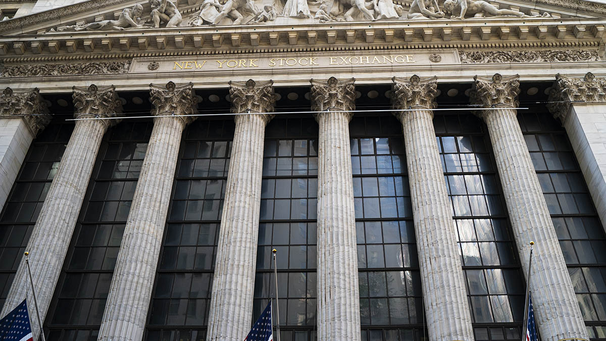 US Stocks Tumble Toward Worst Day in a Month Amid Virus Woes – NBC Bay Area
