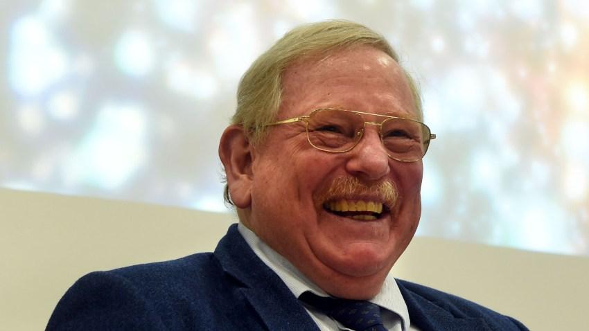 German astrophysicist Reinhard Genzel.
