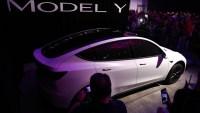 Tesla Recalls Hundreds of 2020 Model Ys: NHTSA